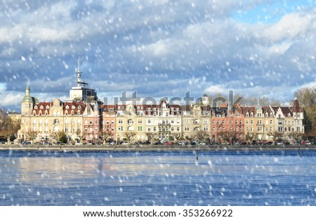 Konstanz, Germany - stock photo