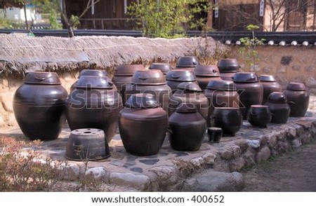 Korean Tradition - stock photo