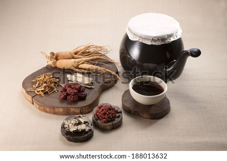 Korean traditional medicine
