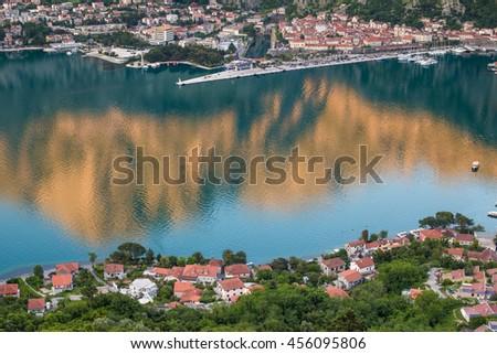 Kotor, Montenegro - stock photo