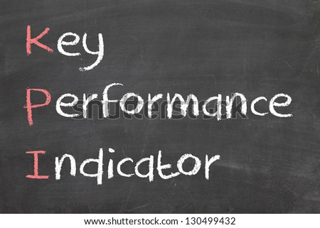 kpi on blackboard