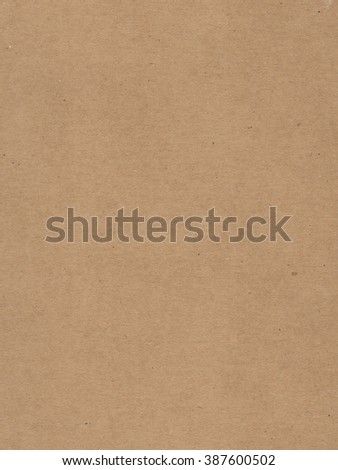 Kraft paper that can be used as background