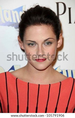 Kristen Stewart at the Los Angeles Premiere of 'Adventureland'. Mann Chinese 6 Theater, Hollywood, CA. 03-16-09 - stock photo