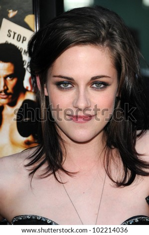 "Kristen Stewart  at the ""Love Ranch"" Los Angeles Premiere, ArcLight Cinemas, Hollywood, CA. 06-23-10 - stock photo"
