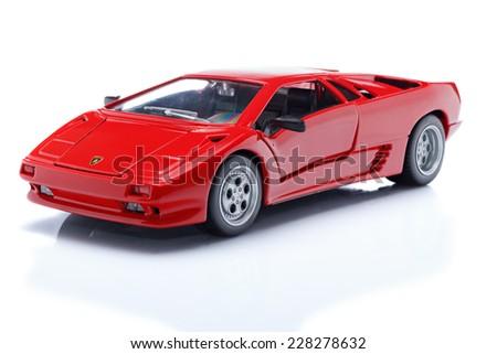 Lamborghini Diablo Black And Red Www Pixshark Com