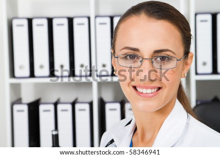 lab technician in laboratory