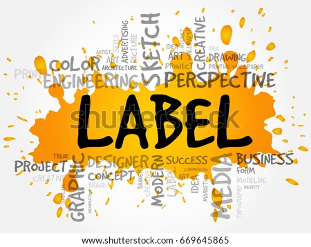label word