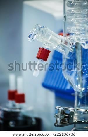Laboratory Equipment - stock photo