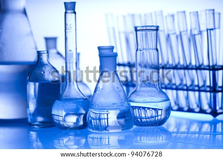 Laboratory glass, Research and experiments