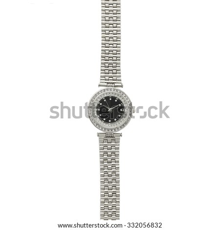 Ladies watch  - stock photo