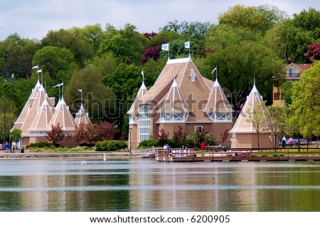 Lake Harriet Bandshell, Minneapolis