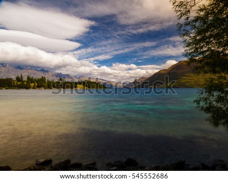 Lakes of Queenstown