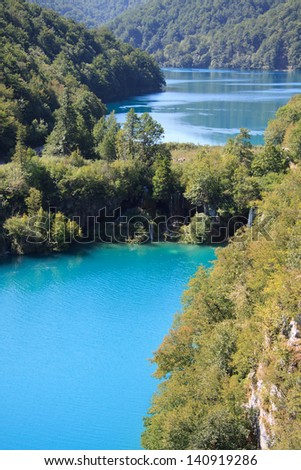 lakes - Plitvice National Park