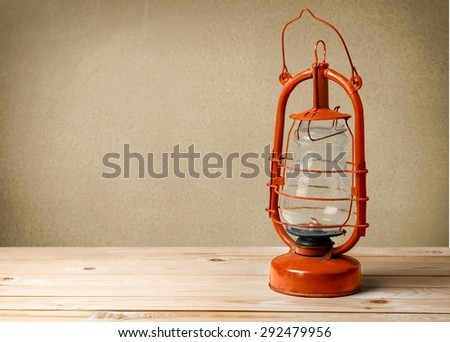 Lamp, background, layout.