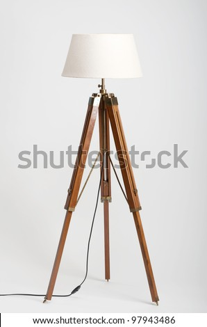Lamp shades - stock photo