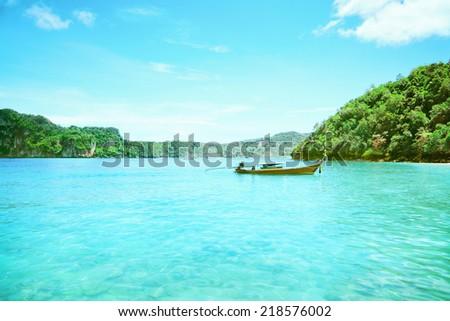 Landscape - stock photo