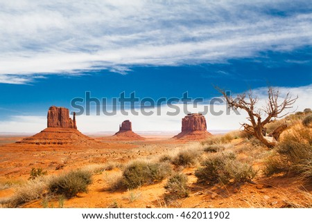 landscape - monument valley - usa