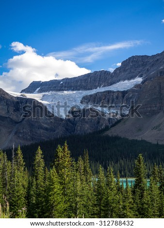 landscape of canada/landscape of canada - stock photo