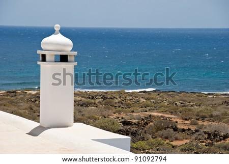 Lanzarote. Islas Canarias. - stock photo