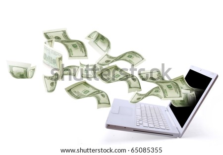 Laptop money
