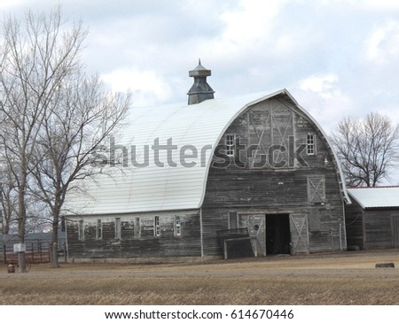 Barn Cupola Old Stock Images Royalty Free Images