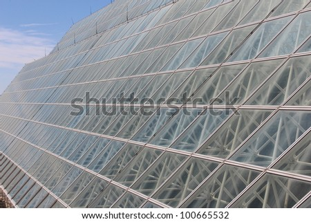 Large Greenhouse in Arizona near Tucson