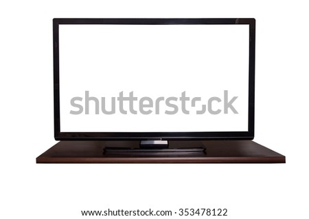 Large screen tv for movies and sports