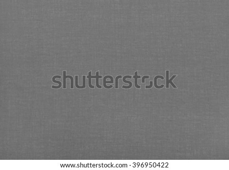 Large Swatch of Plain dark Gray Burlap laying flat and smooth on a wall or table as a background with texture and extra big blank room or space for copy, text, your words or design. Horizontal aerial