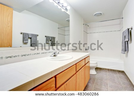 rio 22 bathroom vanity with glass countertop