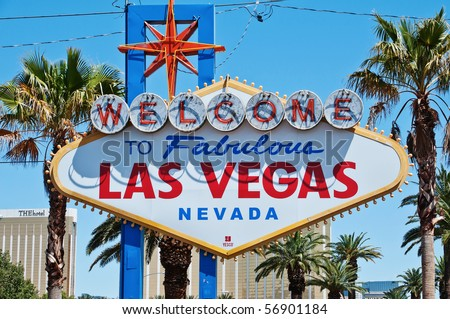 Las Vegas - stock photo