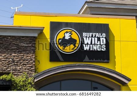 Las Vegas Circa July 2017 Buffalo Stock Photo Royalty Free
