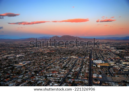 LAS VEGAS - MAR 4: Las Vegas, bills itself as The Entertainment Capital of the World, is famous for the number of casino resorts and associated entertainment. March 4, 2010 in Las Vegas, Nevada.    - stock photo
