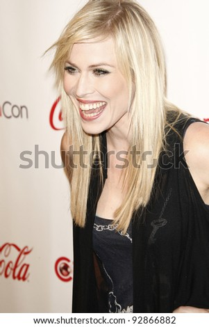 LAS VEGAS - MAR 31: Natasha Bedingfield arriving at the CinemaCon awards ceremony at the Pure Nightclub at Caesars Palace in Las Vegas, Nevada on March 31, 2011.