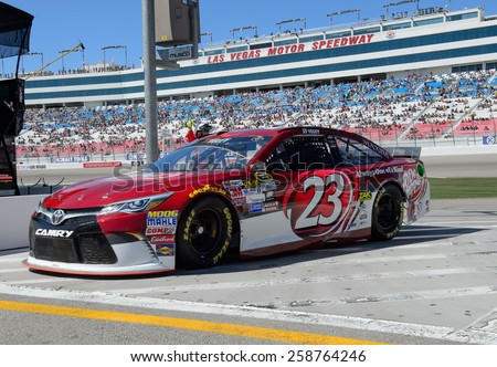 Jj yeley stock photos royalty free images vectors for Las vegas motor speedway transportation