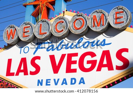 LAS VEGAS, UNITED STATES - OCTOBER 20, 2012 -  teaches the city of the world's most popular gambling nevada usa - stock photo