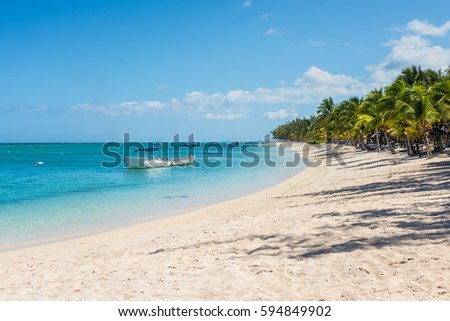 Beautiful tropical island beach koh kood stock photo for Tropical vacations in december
