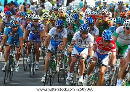 Le Tour De Langkawi 2006 Final Stage - stock photo