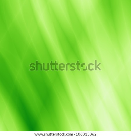 Leaf eco abstract green background - stock photo