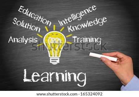 Learning - stock photo