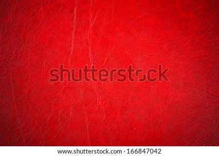 Leather book cover texture - stock photo