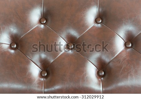 leather close-up background - stock photo