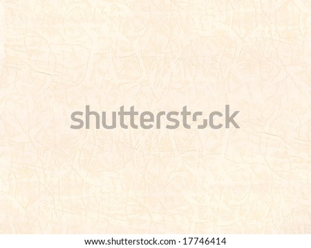 Leather paper texture - stock photo