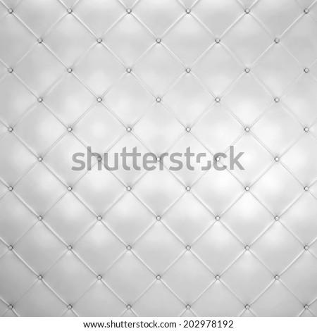 Leather Sofa Texture Seamless Background White Stock Photo
