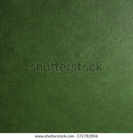 Leather sample - stock photo
