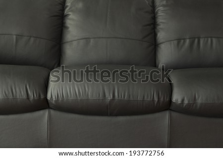Leather sofa detail/closeup perfect for backgrounds