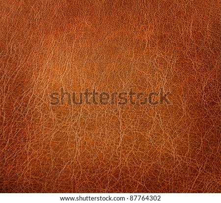 leather texture closeup for background and design works - stock photo