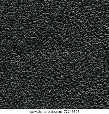 Leather texture made from deer skin - stock photo