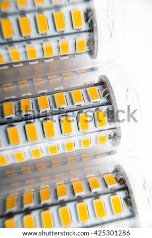 LED chips, Chips & Materials