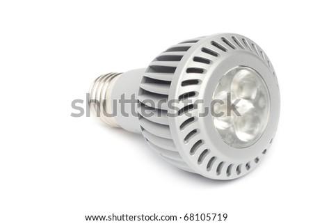 LED lamp - stock photo