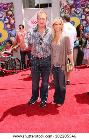 "Lee Majors at the ""Toy Story 3"" World Premiere, El Capitan Theater, Hollywood, CA. 06-13-10"